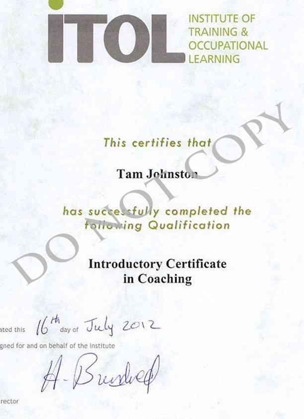 My Expertise Tam Johnston