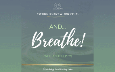 WEEK 12 – Breathing for anxiety