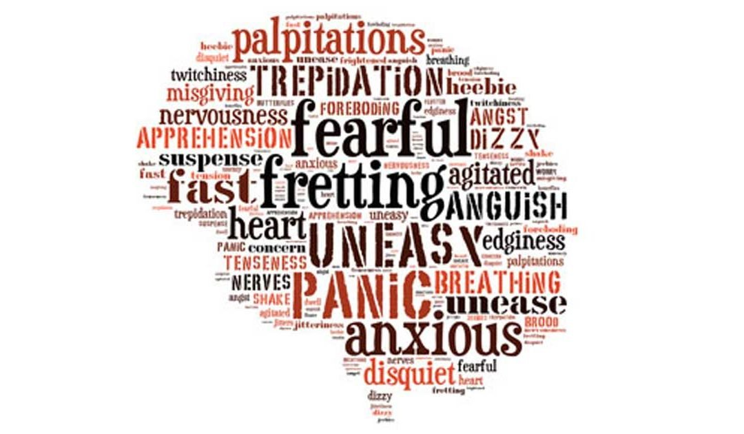 What is anxiety and what are its causes?