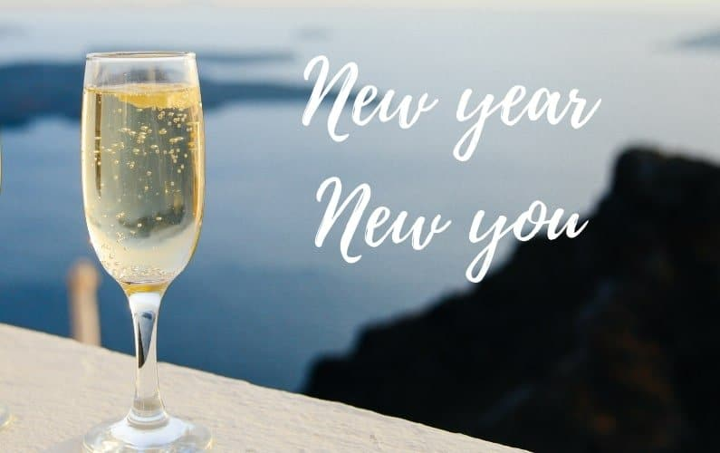 New year - New you new year new you